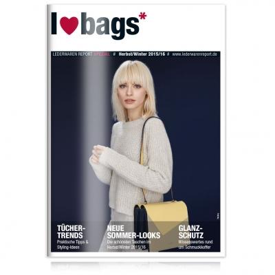 I love bags Ausgabe 10/2015