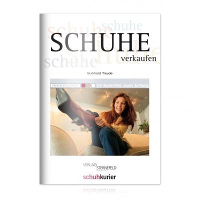Schuhe verkaufen, Burkhard Treude | Verlag Sternefeld