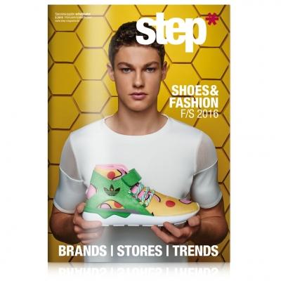 step Ausgabe Frühjahr/Sommer 2016