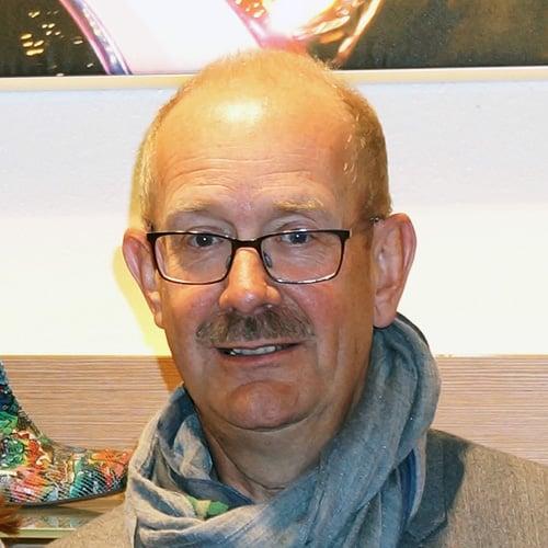 Claus Heinrich, Schuhhaus Heinrich, Kiel