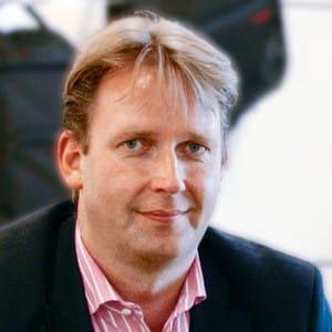 Dirk Schmidinger, General Manager Samsonite Deutschland