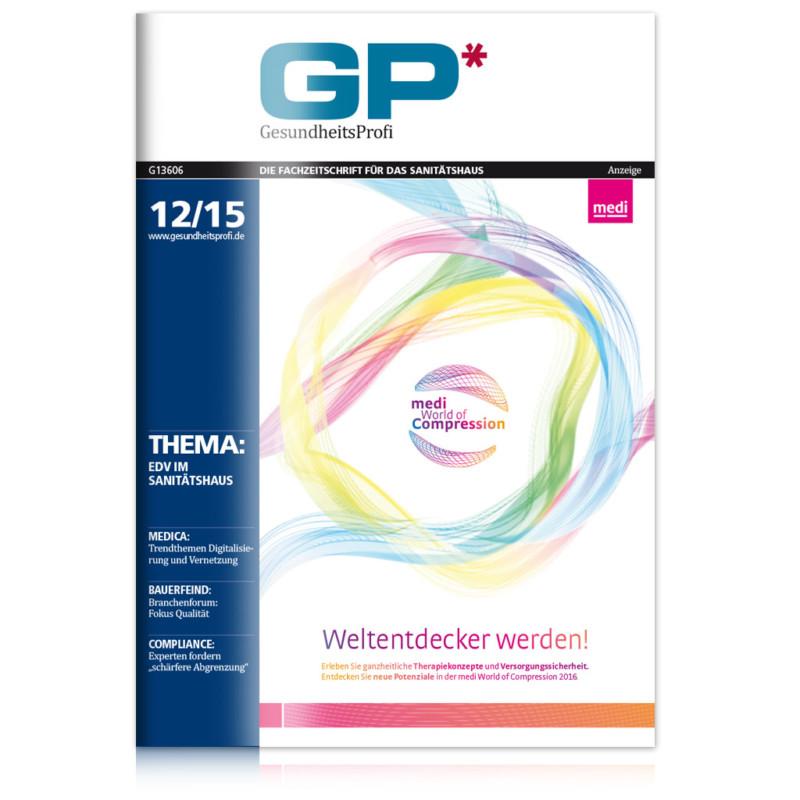GesundheitsProfi Ausgabe 12/2015