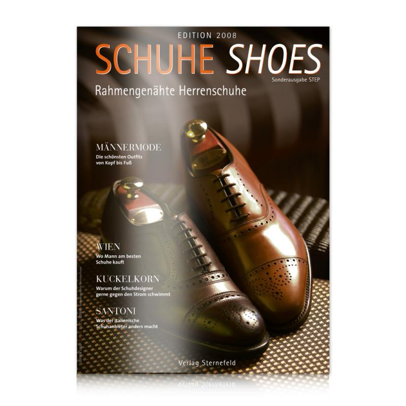 Edition Schuhe 2008 | Verlag Sternefeld
