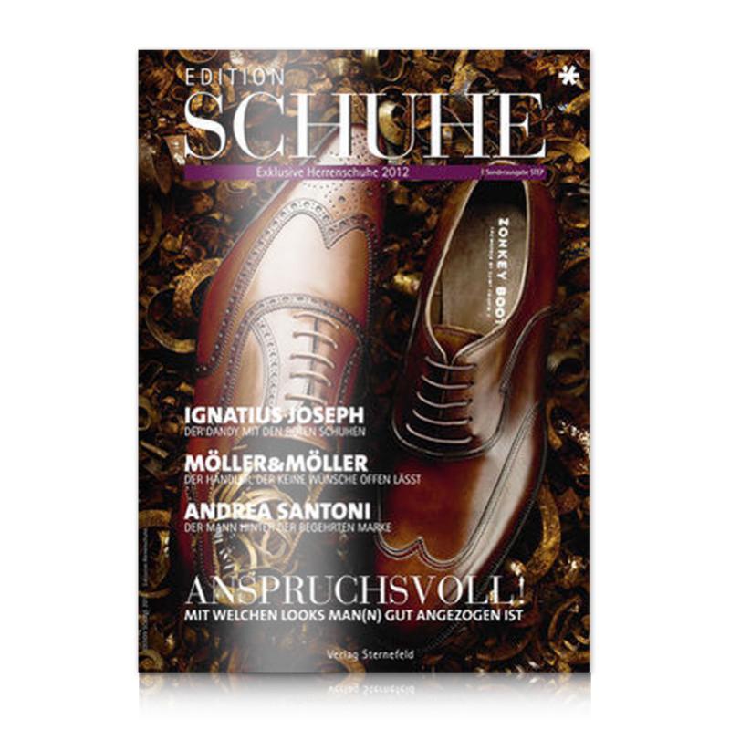 Edition Schuhe 2012 | Verlag Sternefeld