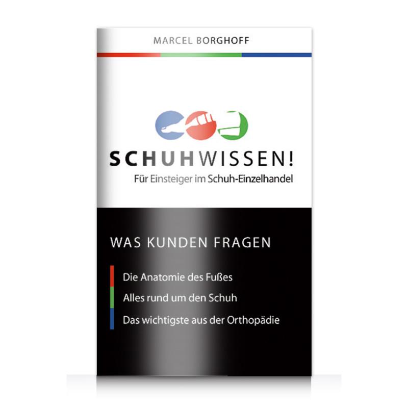 Schuhwissen - Für Einsteiger im Schuh-Einzelhandel | Verlag Sternefeld