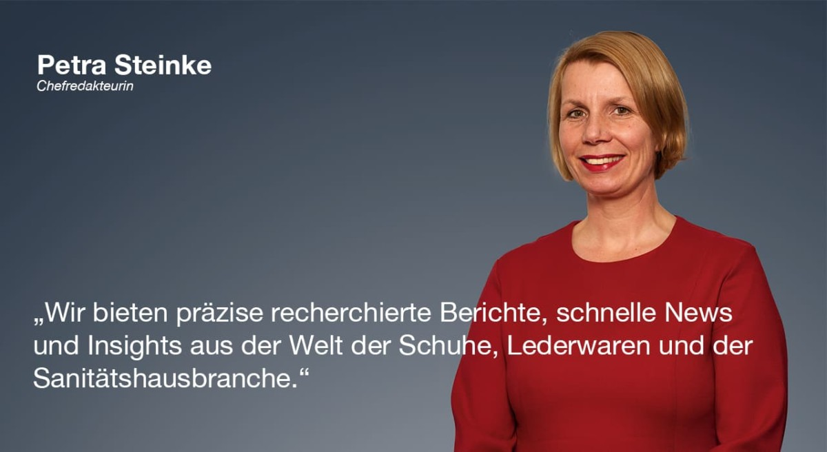 Petra Steinke, Chefredaktion
